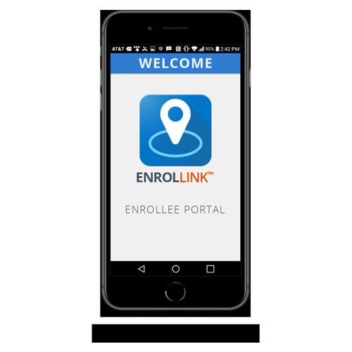 Enrollink™ Enrollee Electronic Monitoring Communication Platform