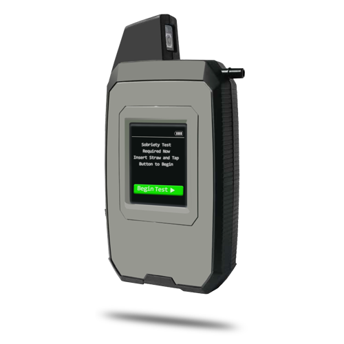 SoberTrack™ Remote Alcohol Testing Device from Securus Monitoring Solutions