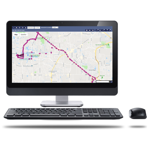 VeriTracks Electronic Monitoring Platform from Securus Monitoring Solutions