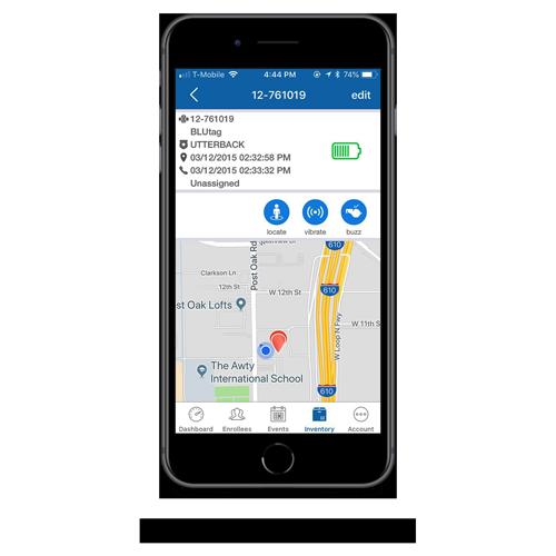 VeriTracks® Mobile Electronic Monitoring Platform